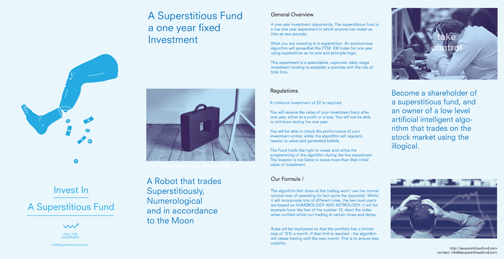 A Superstitious Fund
