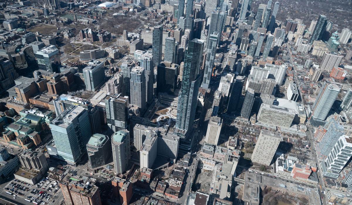 Toronto in a Nutshell