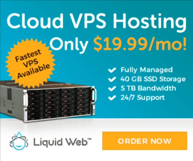 LiquidWeb Hosting